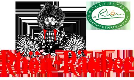Rhön Räuber - Kräuterlikör mit Rum & Kümmel verfeinert
